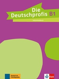 Histoiresdenlire.be Die Deutschprofis B1 - Livre du professeur Image