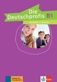 Maison des langues - Die Deutschprofis B1. 1 CD audio