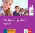 Maison des langues - Die Deutschprofis B1. 1 Clé Usb