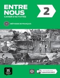 Entre nous 2 - Cahier dactivités + mp3 téléchargeables.pdf