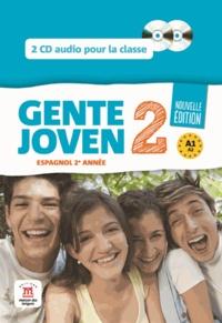 Espagnol 2e année Gente joven - A1/A2.pdf