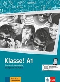 Maison des langues - Klasse! A1 - Cahier d'activités. Avec pistes audios.