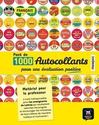 Corridashivernales.be Pack d'autocollants pour l'évaluation en français Image