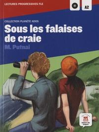 Téléchargez des livres gratuits en ligne pour kobo Sous les falaises de craie  - Lecture progressive FLE A2 in French