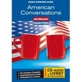 Pam Bourgeois - American conversations. 1 CD audio