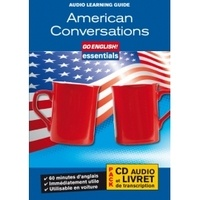 Pam Bourgeois - American conversations. 1 CD audio