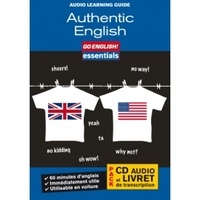Pam Bourgeois - Authentic English. 1 CD audio