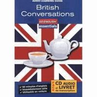 Pam Bourgeois - British conversations. 1 CD audio