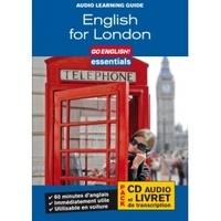 Pam Bourgeois - English for London. 1 CD audio