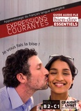 Pam Bourgeois - Expressions courantes - Guide audio FLE B2-C1. 1 CD audio