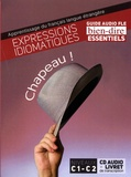 Pam Bourgeois - Expressions idiomatiques - Guide audio FLE C1-C2. 1 CD audio