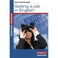 Pam Bourgeois - Getting a job in English. 1 CD audio