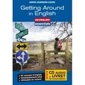 Pam Bourgeois - Getting around in English. 1 CD audio