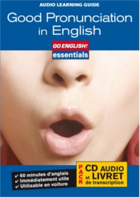 Pam Bourgeois - Good pronunciation in English. 1 CD audio