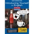Pam Bourgeois - Introducing yourself in English. 1 CD audio