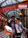 Pascale Roche - Shopping en France - Guide audio FLE A2-B1. 1 CD audio
