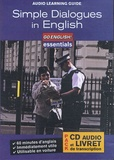 Pam Bourgeois - Simple Dialogues in English. 1 CD audio