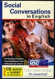 Pam Bourgeois - Social Conversations in English. 1 CD audio