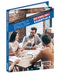 Pam Bourgeois et Marian Bailey - Working in English Level B1-B2. 1 CD audio