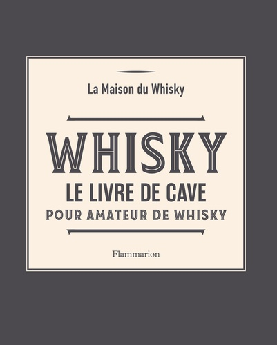 Whisky Cellar Book Grand Format