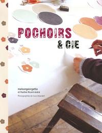 Maisongeorgette et Pauline Ricard-André - Pochoirs et Cie.