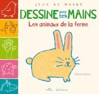 Rhonealpesinfo.fr Dessine avec tes mains les animaux de la ferme Image