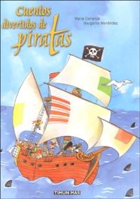 Maïté Carranza - Cuentos divertidos de piratas.