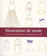 Illustration de mode - Vêtements et accessoires, le langage de la mode.pdf