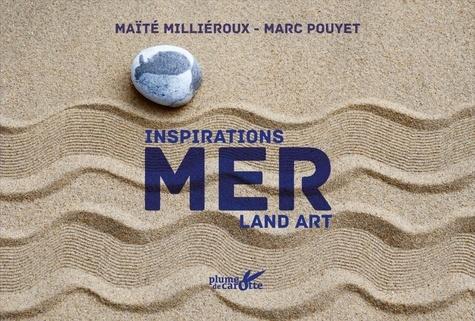 Maïté Milliéroux et Marc Pouyet - Mer.