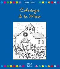 Maïte Roche - Coloriages de la messe.