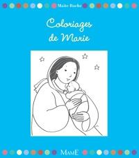 Maïte Roche - Coloriages de Marie.