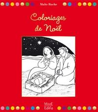 Maïte Roche - Coloriages de Noël.