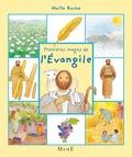 Maïte Roche - Premières images de l'Evangile.