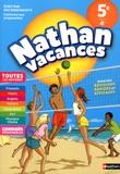 Maïtena Maltaverne et Jean-Paul Louis - Nathan Vacances Toutes les matières de la 5e vers la 4e.
