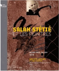Maïthé Vallès-Bled - Salah Stétié et les peintres.