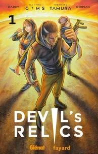 Maître Gims et  Darcy - Devil's Relics - Tome 01.