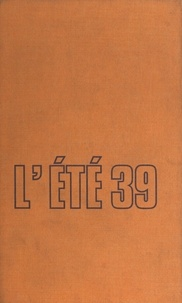 Maja Destrem - L'été 39.