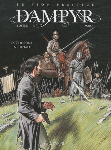Majo - Dampyr Tome 49 : La colonne infernale.