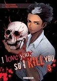 Majuro Kaname - I love you so I kill you T03.