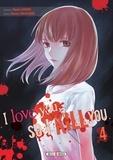Majuro Kaname - I love you so I kill you T04.