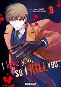 Majuro Kaname - I love you so I kill you T09.