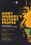 Yves Billon et Catherine O'Sullivan - Andy Warhol's Factory People. 1 DVD