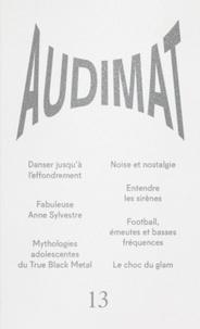 Guillaume Heuguet et Etienne Menu - Audimat N° 13 : .