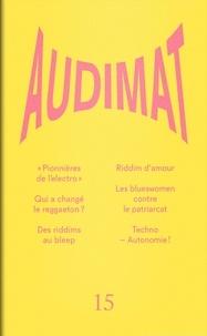 Guillaume Heuguet et Etienne Menu - Audimat N° 15 : .