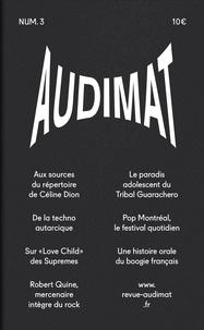 Guillaume Heuguet et Etienne Menu - Audimat N° 3 : .