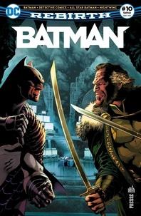 François Hercouët - Batman Rebirth N° 10, mars 2018 : .