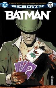 François Hercouët - Batman Rebirth N° 14 : .