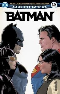 François Hercouët - Batman Rebirth N° 19 : La chute des chevaliers de Gotham !.