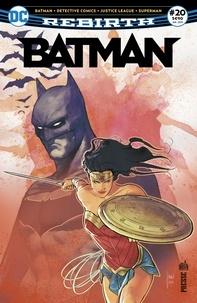 François Hercouët - Batman Rebirth N° 20 : Hommage à gueule d'argile.