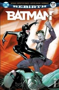 François Hercouët - Batman Rebirth N° 24 : Un clown au mariage.